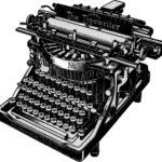 3875 JPG The Typewriter